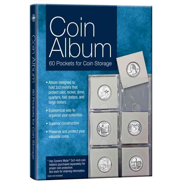 60 Pocket Coin Wallet By Whitman Publishing (COR)